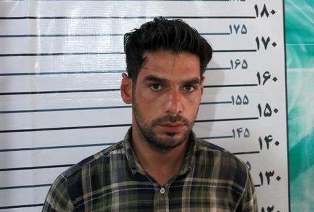 دستگیری سارق گردنبند قاپ در نظرآباد/ مالباختگان به پلیس آگاهی مراجعه کنند