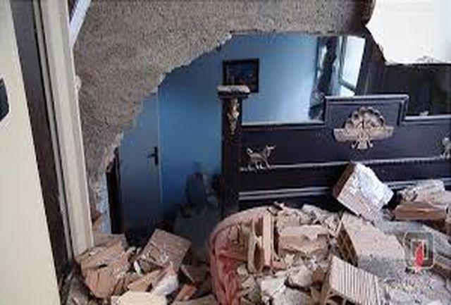 10 منزل مسکونی در جوانرود استان کرمانشاه با آسیب جدی مواجه شدند