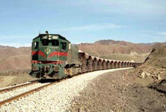 افزایش 17 درصدی بار خالص حمل شده در راه آهن شرق