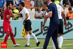 ماجرای درگیری دو بازیکن پرسپولیس مشخص شد