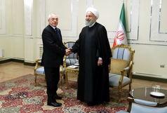 ایران برای گسترش روابط با الجزایر آماده است