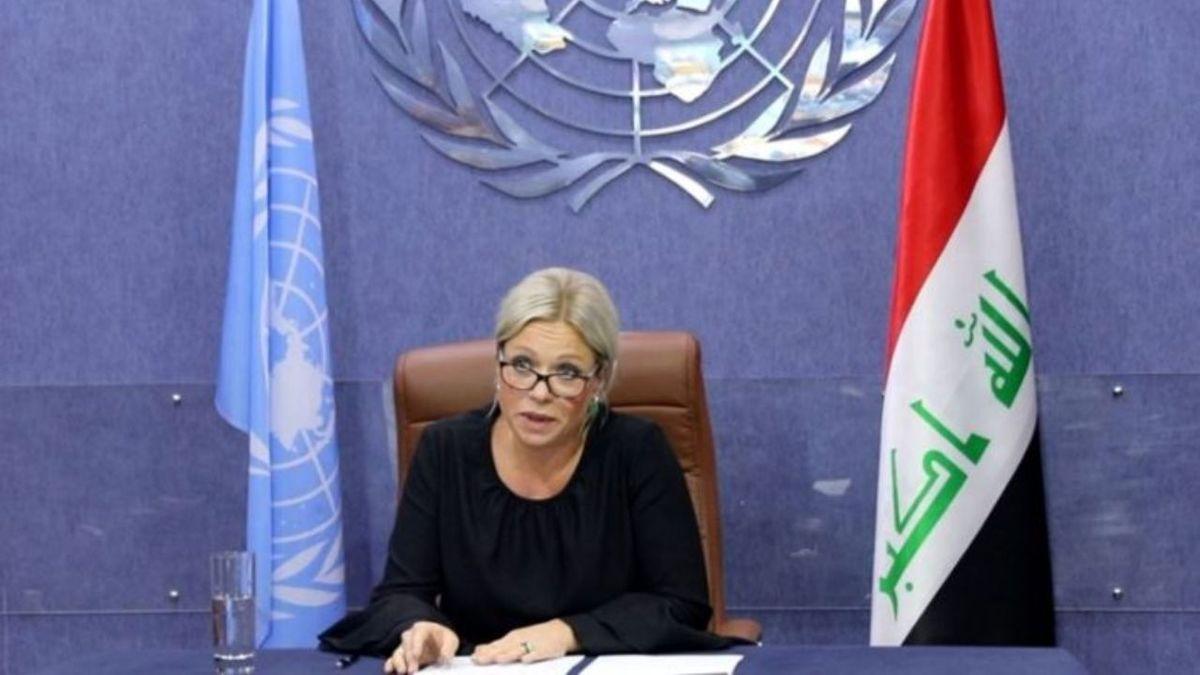 جنبش النجباء: نقش نماینده ویژه سازمان ملل در عراق مشکوک است