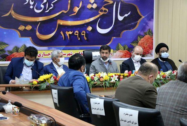 حق آلایندگی قابل ملاحظه ای به شهرداری های خوزستان تعلق خواهد گرفت