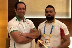 کمیته ملی المپیک پاداش ویژه به رحمانی اعطا کرد