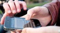 سارق حین سرقت تلفن همراه از یک شهروند  دستگیر شد