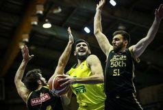 مهرام حریف شهرداری گرگان در فینال لیگ برتر بسکتبال شد