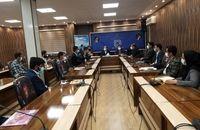 نشست مجمع و کمیسیون های تشکل های جوانان با مدیرکل فرهنگی و امور اجتماعی استانداری آذربایجان شرقی برگزار شد