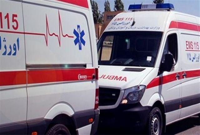 اضافه شدن 11 آمبولانس به پایگاه های اورژانس خراسان جنوبی