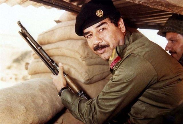 روزی که دیکتاتور عراق گریست