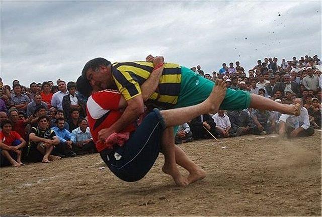 قزوین میزبان اولین دوره رقابت های کشتی سنتی بغل به بغل قهرمانی کشور