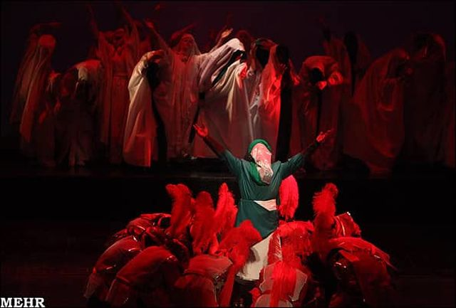 «تعزیه: اپرای ایرانی» از شبکه سحر
