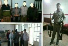 دستگیری 4 متخلف زیست محیطی در رومشکان