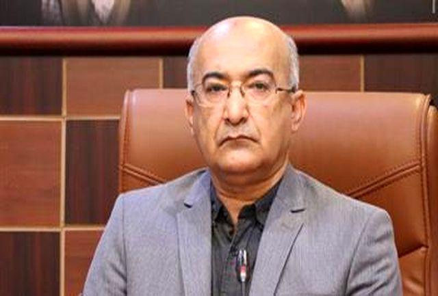 """""""فیصل دانش"""" رئیس شورای اسلامی شهر بندرعباس در مراسم اختتامیه همایش پیوند عضو"""