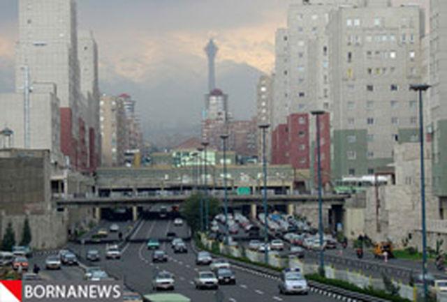 ورود سه موج گرد و غبار از عراق به ایران