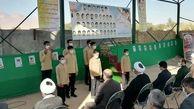 یادواره ۳۶ شهید اصناف مهریز برگزار شد
