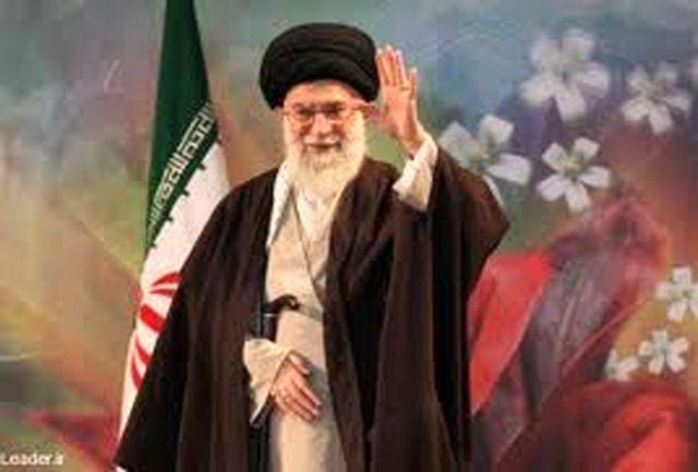 بیانات رهبر فرزانه انقلاب اسلامی در حرم مطهر رضوی آغاز شد