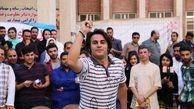 """راهیابی تئاتر خیابانی""""هیچکس همچون تو مرد میدان نیست"""" از آبادان به جشنواره فجر"""