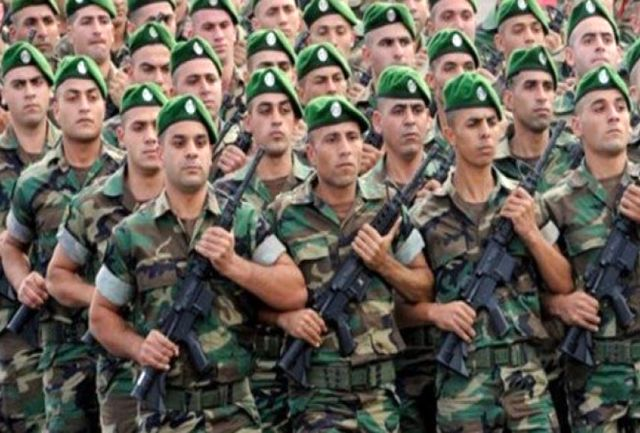 ارتش لبنان به اسرائیل هشدار داد