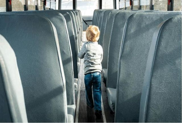 سفر راحت با کودکان به وسیله اتوبوس