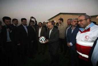 سفر وزیر ورزش و جوانان به استان سمنان