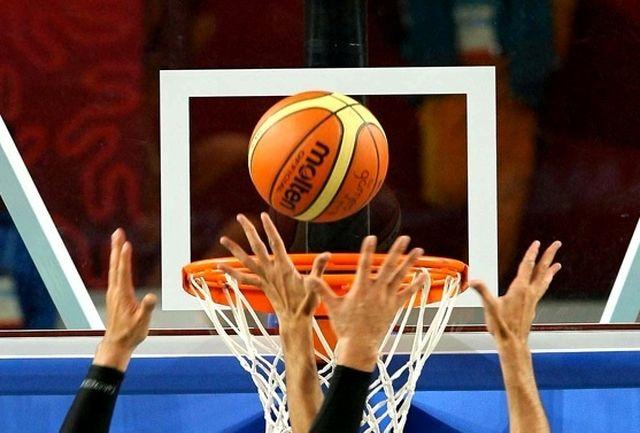 تیم بانوان بسکتبال شهرداری قزوین به یک پیروزی دیگر دست یافت