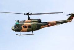 یک بالگرد نظامی ترکیه سقوط کرد