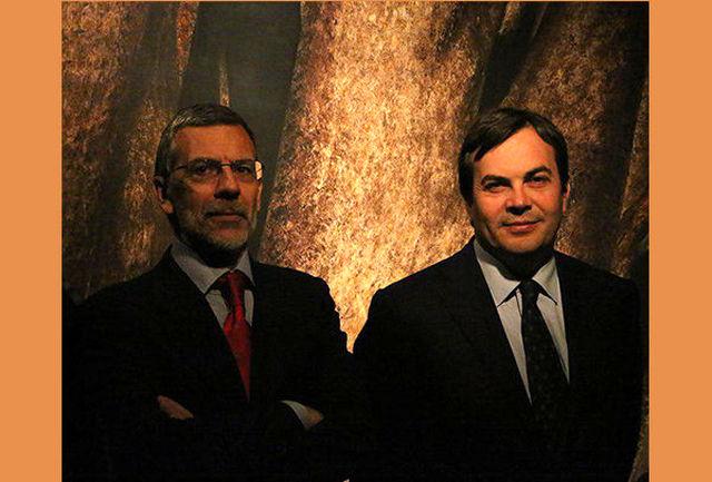 معاونان وزرای ایتالیا از موزه هنرهای معاصر تهران بازدید کردند