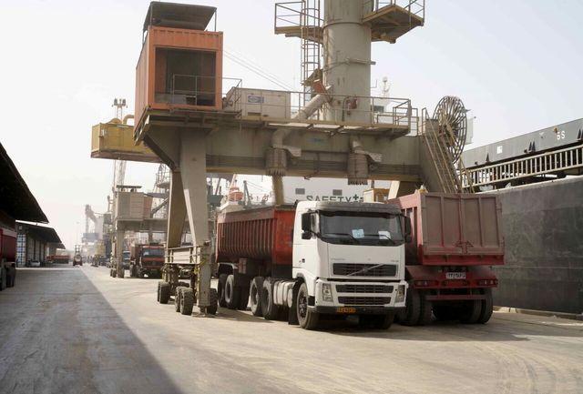 امضای تفاهمنامه همکاری برای تسهیل روند پرداخت کرایه حمل و نقل کالاهای اساسی