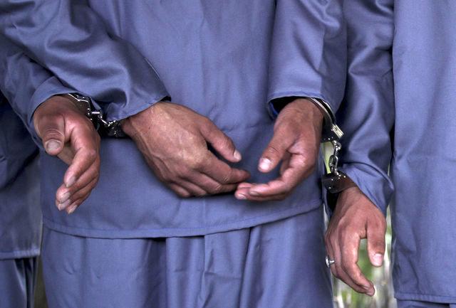 دستگیری 3 سارق حرفهای منزل و قطعات داخل خودرو در ماکو