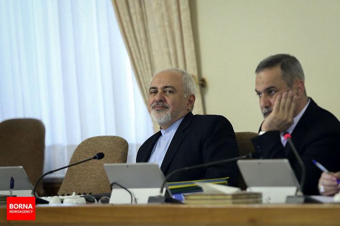 ظریف در کنفرانس رایسینای هند شرکت میکند