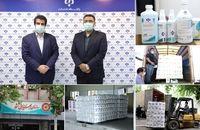 توزیع 6 هزار بسته بهداشتی و ضدعفونی کننده در بین مددجویان تحت پوشش سازمان بهزیستی کشور
