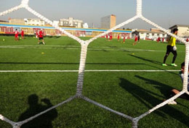 زمان افتتاح چمن مصنوعی ورزشگاه شهید وطنی اعلام شد