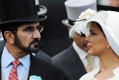 دخالت های بن سلمان همسر حاکم دبی را فراری داد!