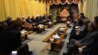 جلسه هماهنگی مراسم بزرگداشت سردار شهید سپهبد حاج قاسم سلیمانی برگزار شد