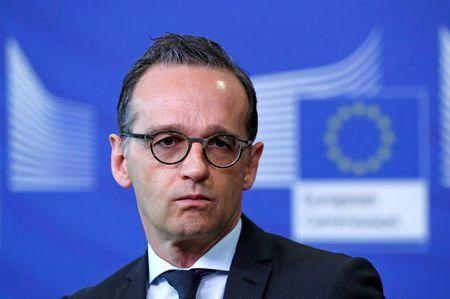 سفر وزیر امور خارجه آلمان به خاورمیانه آغاز شد/ بازدید از پایگاه نظامی آلمان در ازرق اردن