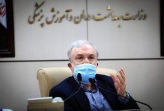 هرگز سوار قطار سیاست نشدم/ اهدای تندیس شهید دریاقلی سورانی به وزیر بهداشت