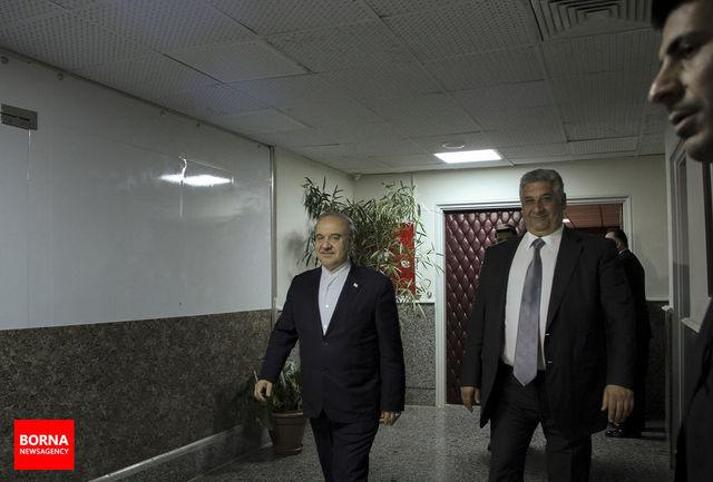 رحیماف: روابط دو کشور ایران و آذربایجان در بالاترین سطح است/ ببینید