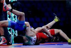 محمدهادی ساروی به مدال طلا دست یافت