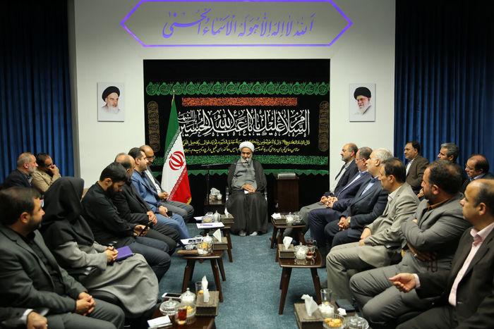 حماسه اربعین، اقتدار ملت ایران و عراق را افزایش میدهد