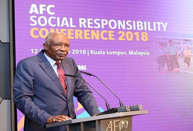 برگزاری کنفرانس تاثیرات فوتبال بر مسئولیتهای اجتماعی در مقر ایافسی