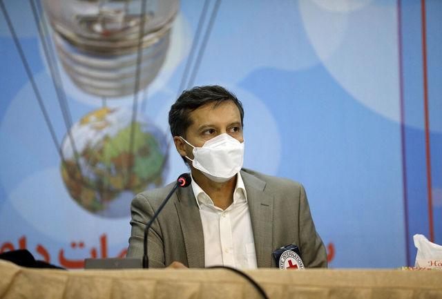 پیگیری صلیب سرخ برای تامین واکسن کرونای مهاجرین ساکن در ایران