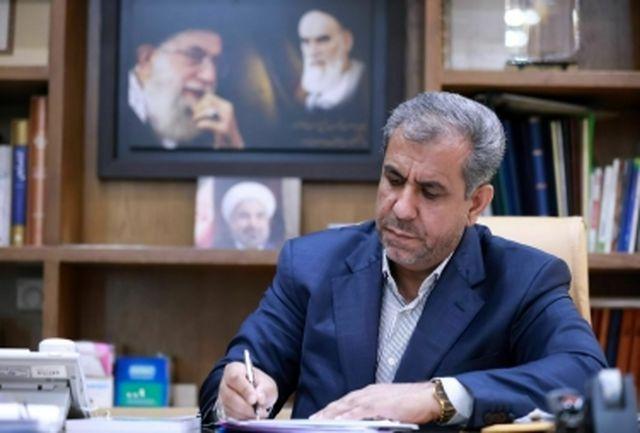 پیام تبریک استاندار قزوین به مناسبت هفته خوشنویسی