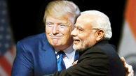 هزینه ۲۱ میلیون دلاری هند برای استقبال از ترامپ