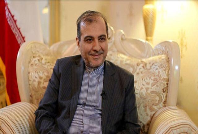 خاجی و نماینده ویژه دبیرکل سازمان ملل متحد درباره سوریه رایزنی کردند