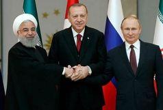 دیدار رهبران ایران، روسیه و ترکیه؛ سروسامانی به آشفتگی سوریه