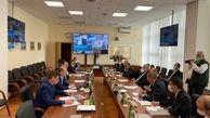 دیدار وزیر نیرو با مدیرعامل پاورماشین در روسیه/ اعلام آمادگی این شرکت روسی برای تامین مالی و اجرای پروژههای نیروگاهی در ایران