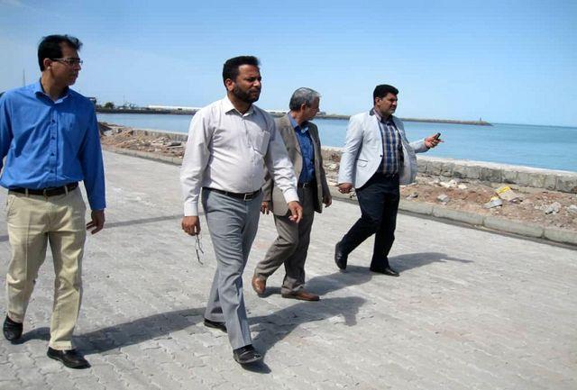 توسعه زیر ساخت های گردشگری در جزیره هرمز شتاب بیشتری می گیرد