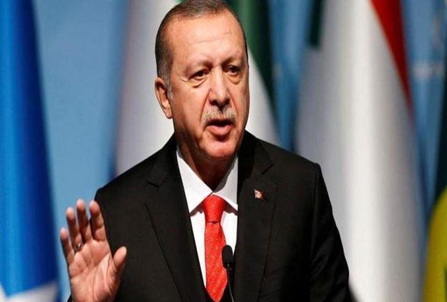 پیام اردوغان به بایدن