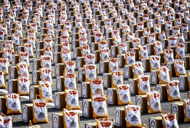 اهدای بیش از ۲۰۰ بسته کمک معیشتی به خانواده زندانیان هرمزگانی همزمان با لیالی قدر