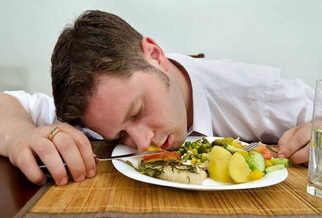 برای لاغری هرگز گرسنه نخوابید!